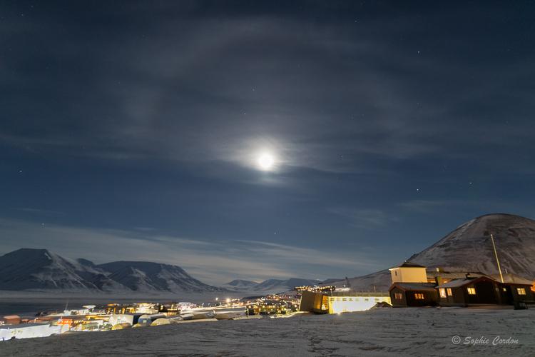 Ambiance clair de lune