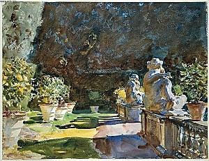 Sargent-Villa di Marlia Lucca