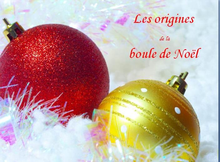 1/ PPS de la semaine : les boules de Noël