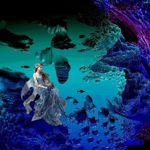 Le monde des Fées: Baignade dans le lac bleu