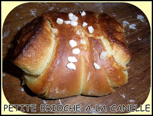 BROCHETTE A LA CANELLE