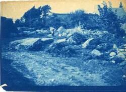 La Bretagne au cianotype