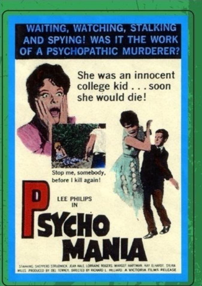 PSYCHOMANIA (VIOLENT MIDNIGHT) BOX OFFICE USA