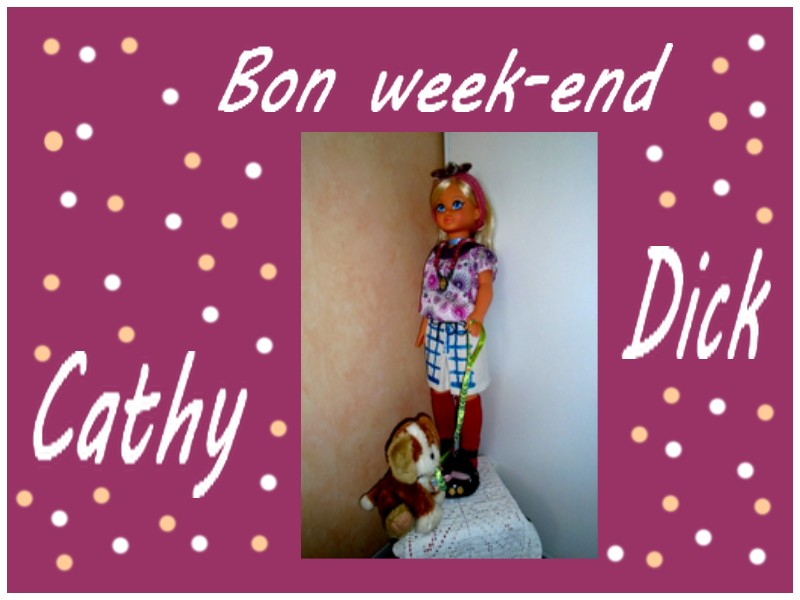 Bon week-end de Dick et Cathy