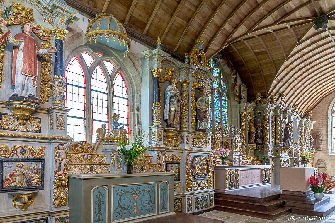 BZH 2017 - Châteaulin et chapelle l'autre.