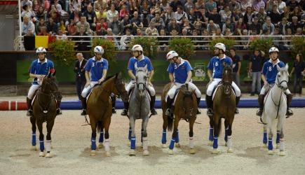 Horse Ball - 27 août - © PSV Photos