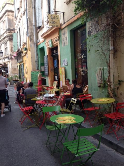 Les Rencontres d'Arles, deuxième partie - Arles