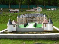 Le château d'Haroue