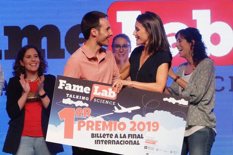 """""""FameLab España 2019"""""""