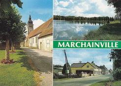 LES REMPARTS DE MARCHAINVILLE (Orne)