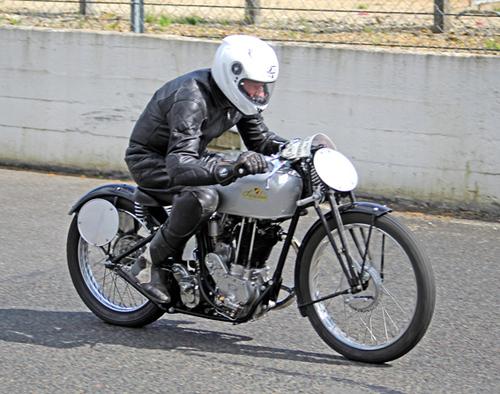 Vintage 2015, retour à Montlhéry