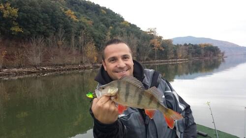 Leçon de pêche