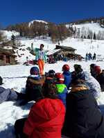 Classes de neige 2019