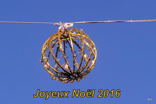 25 décembre 2016 : c'est Noël !
