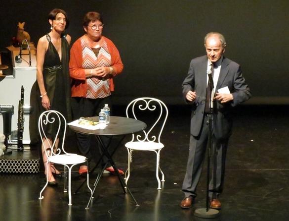 Le Théâtre Gaston Bernard nous offre une magnifique programmation pour la saison 2019-2020 !