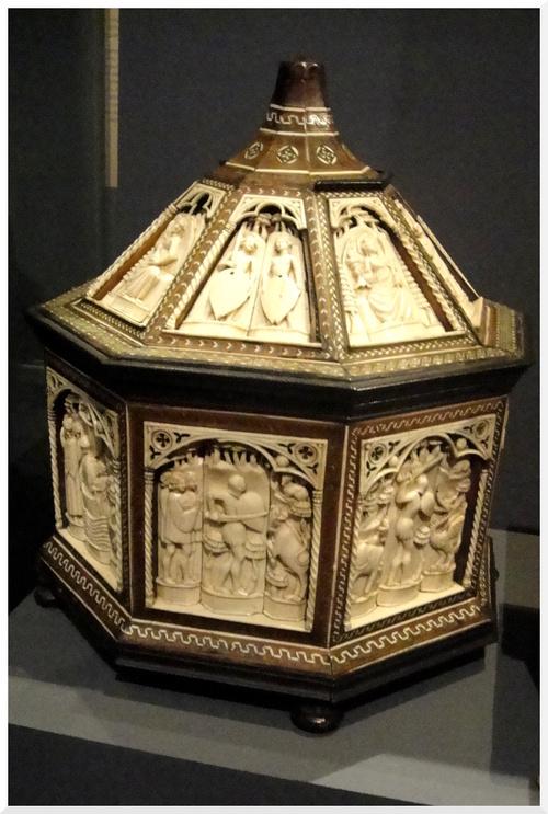 Musée national du Moyen-âge, thermes et hôtel de Cluny. 3.