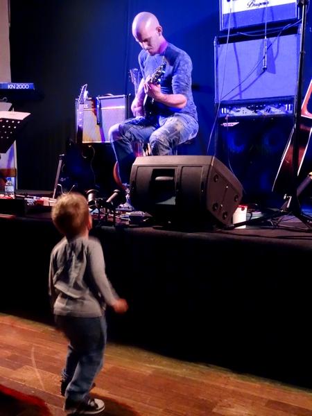 Concert à Nesle et Massoult .