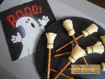 Halloween 2013 : Les recettes