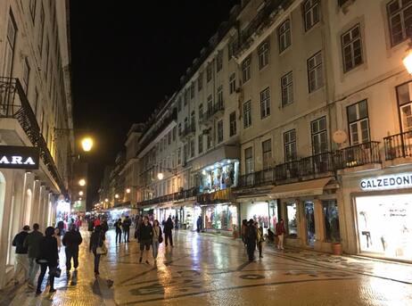 Escapade à Lisbonne