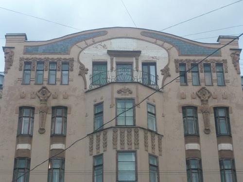 Carnet de voyage #3 : Saint Petersbourg & l'Art Nouveau
