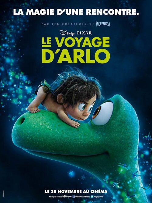 """Bonsoir a l'honneur : """" Le Voyage d'Arlo """""""