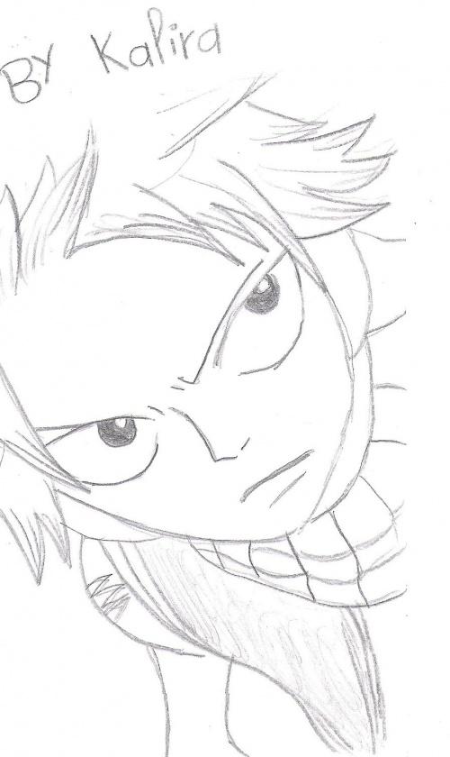 Mes Dessin sur Fairy Tail