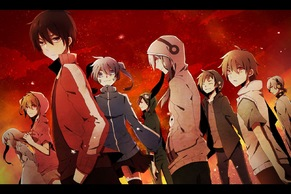 Mekaku City Actors ( titre altérnatif : Kagerou Project )