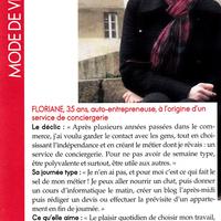 Article dans ELLE Nantes février 2012