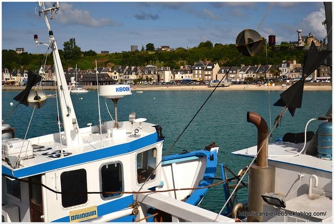 2013.08.10 Cancale, Pointe du Grouin, Baie du Mont-St-Michel