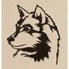 Décor mural Husky (nomdemaison.com)