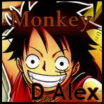 Monkey D Alex