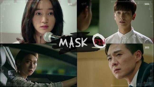 Mask - Episodes 19 et 20 FIN -