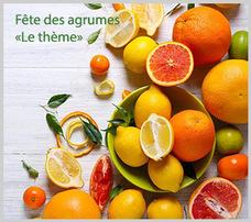 Cake à la mandarine et au kumquat