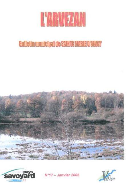 Bulletin municipal - années précédentes
