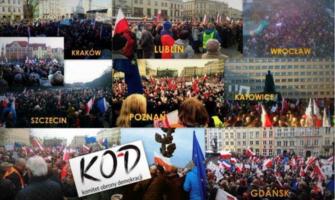 Mais oui bien sûr en Pologne c'est un coup d'état