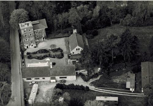 le Moulin du Soleil , résidence de Jean Richard à Ermenonville