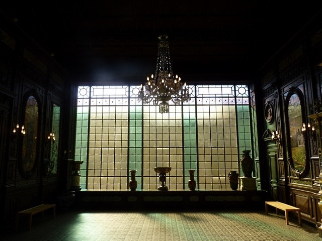Le Jardin d'Hiver Musée de la faïence de Sarreguemines 2