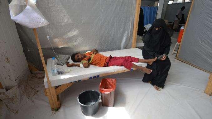 Choléra au Yémen : près de 250 morts et 23 500 cas déclarés en trois semaines