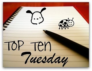 Top Ten Tuesday {1}