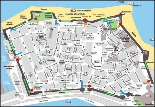 Saint-Malo (Ille-et-Vilaine)  2 ème partie