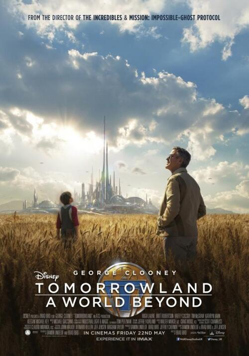 [Critique] Tomorrowland - A la poursuite de demain