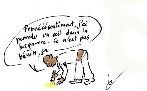 Reims/Bénin/Dahomey/Tchétchénie/Quartier Croix-Rouge/France ,terre d'accueil