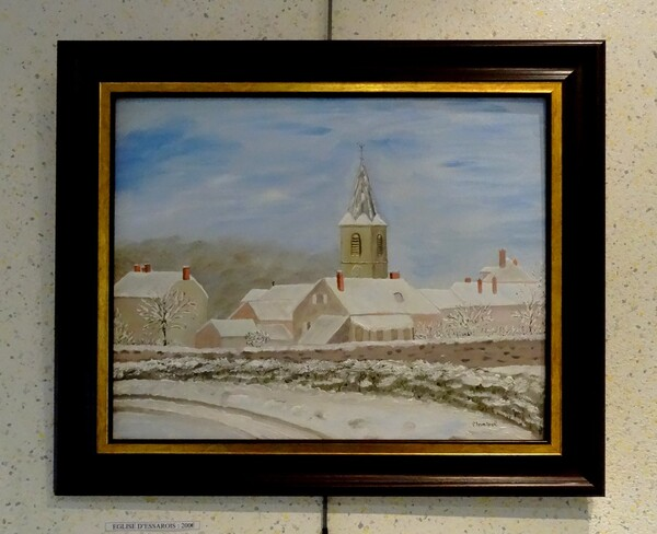 L'exposition artisanale de l'Office du Tourisme d'Aignay le Duc
