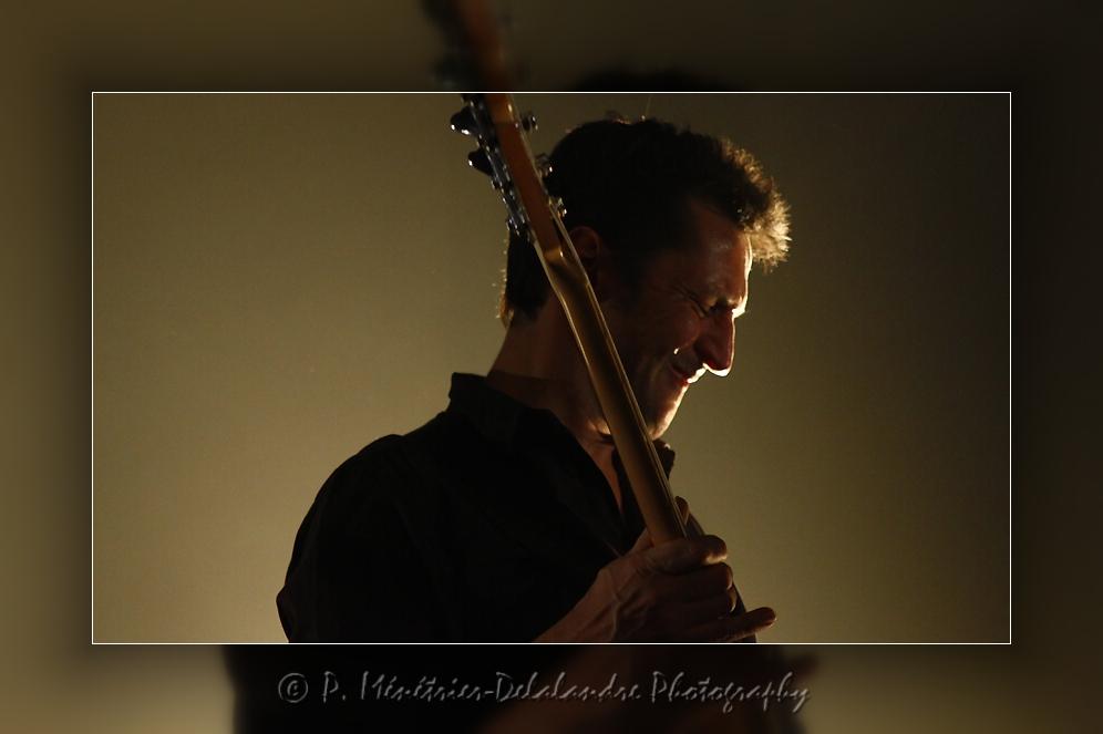 Christophe Miossec au Rockstore (Montpellier le 4 février 2012)