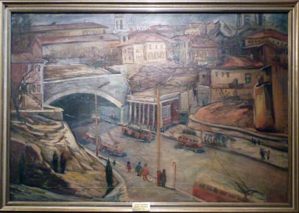 Jour 9 - Plovdiv - Musée Philippopolis - Darena Georgieva