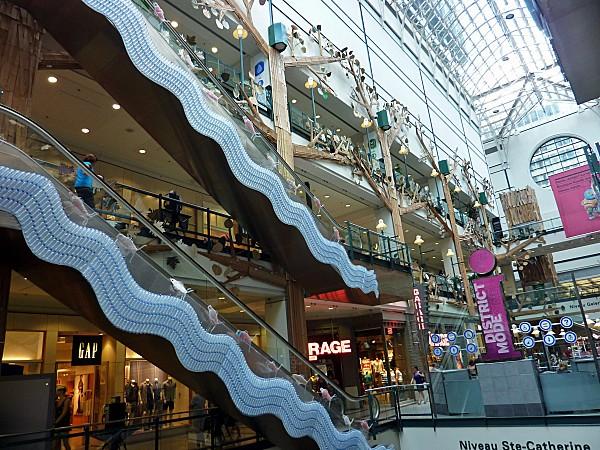 Montréal Ville souterraine
