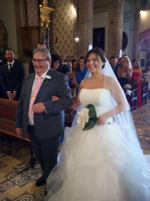 Mariage à Majorque