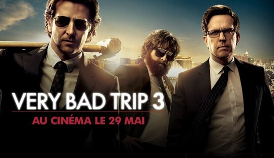 Very bad trip 1, 2 & 3 (films)