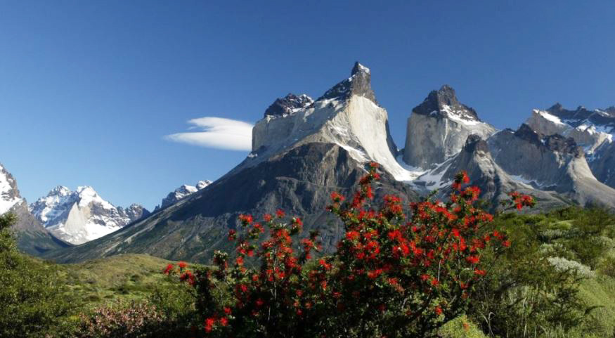Cuernos Del Paine - Parque Torres del Paine - Patagonie - Chili
