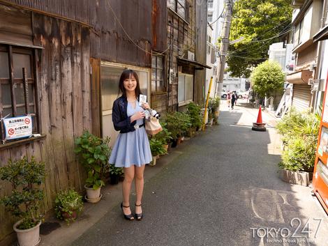 WEB Gravure : ( [TOKYO247 MEMBERS] - | 2015 No.549 | Moa Hoshizora/星空もあ )
